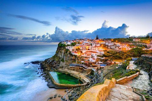 Недвижимость португалии: золотой юг и серебряный север