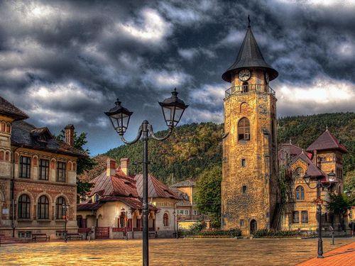 Недвижимость румынии: вотчина графа дракулы