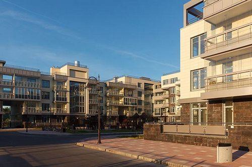 Недвижимость санкт-петербурга: новые жилые комплексы