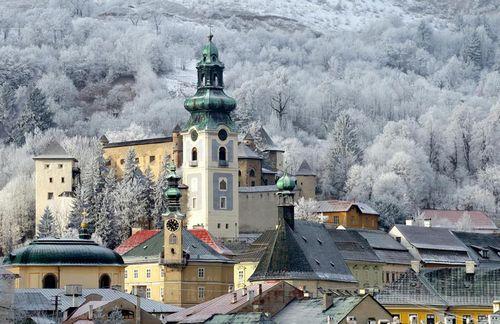 Недвижимость в словакии: открыт сезон продажи замков