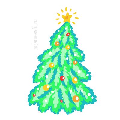 Новогоднее панно из ниток