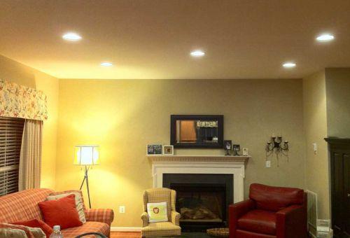 Новые интересные идеи в области освещения помещения