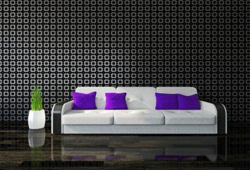 Обивка из ткани для стен в вашей квартире