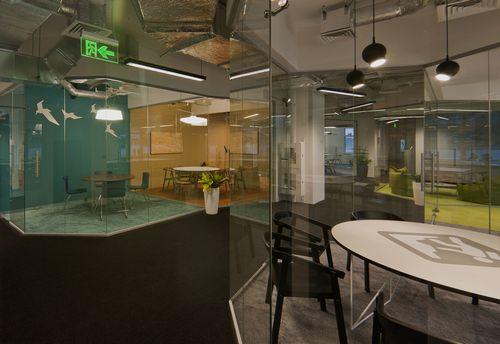 Офис недели: штаб-квартира российской системы электронных платежей