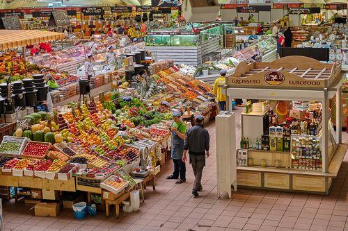 Оптовые рынки москвы: строить тоже оптом