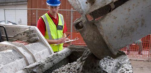 Основной состав бетона