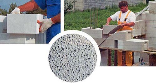 Особенности ячеистого бетона как строительного материала