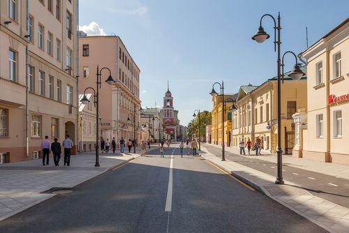 Пешеходные зоны: благо или проблема для москвичей