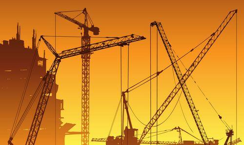 Планировка строительного участка и схема организации работ на нем