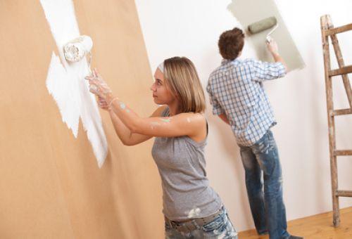 Подготовка стен, перед оклейкой обоями
