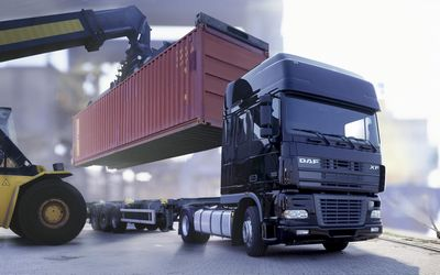 Погрузка, транспортировка и разгрузка сыпучих материалов