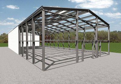 Применение технологии быстровозводимых зданий