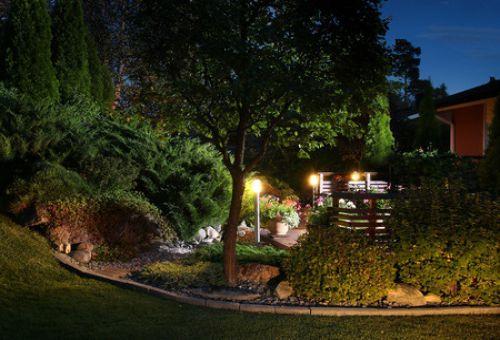Проектируем ландшафтный дизайн загородного дома самостоятельно