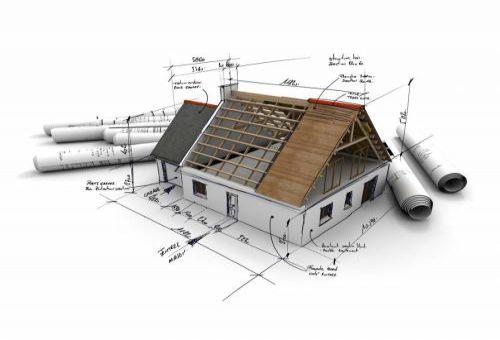 Разработка плана дома своими силами