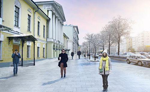 Сезон экскаваторов: какие московские улицы благоустроят в 2017 году