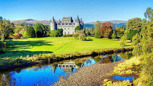 Шотландия: северная экзотика