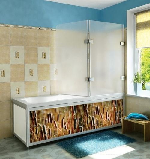 Шторки для ванной. как выбрать и установить самостоятельно