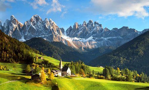 Швейцарские альпы: даже в кризис они дорожают