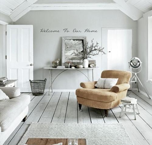 Скандинавский стиль: сдержанные краски, свет и минимализм