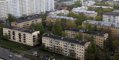 Сносные кварталы: какизменит районы москвы застройка наместе пятиэтажек
