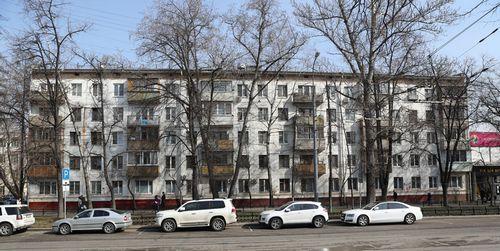 Собственники квартир впятиэтажках начали поднимать цены нажилье
