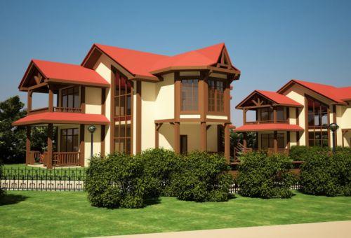 Строим дачный дом: выбор подрядчика