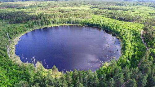 Строим... озеро!