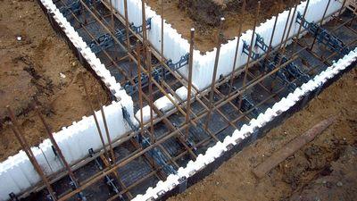 Строительство опалубки - начальный этап строительства