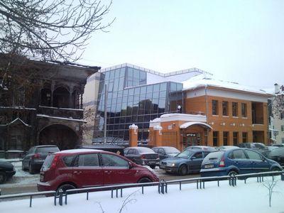Строительство торговых центров