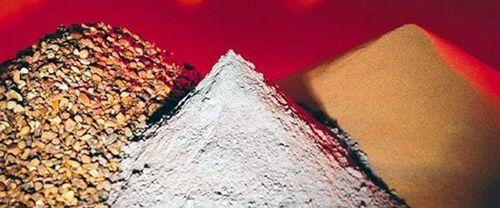 Свойства популярных природных материалов: щебня, песка и щпс