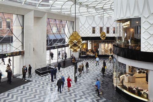 Торговый центр «европейский»: московский гигант
