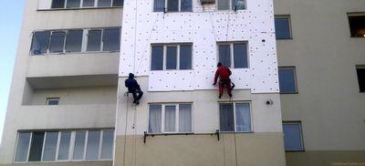 Утепление фасадов ппу напылением