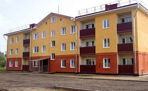 В россии построили энергоэффективный дом по программе оон
