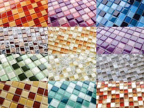 Виды мозаики для оформления интерьера