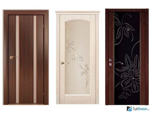 Выбираем межкомнатную деревянную дверь
