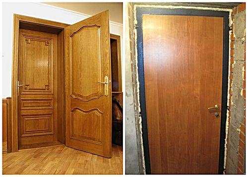 Выбираем входные двери в коттедж