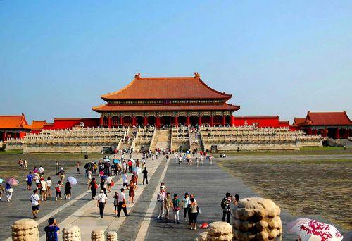 Запретный город: каприз императора юнлэ