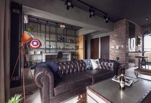 Женщинам вход воспрещен, или дизайнерские решения для квартиры истинного холостяка