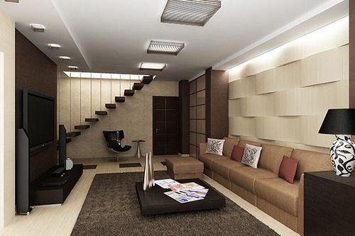 Жилая недвижимость: двухуровневые апартаменты