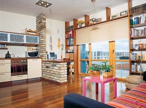 Жилая недвижимость: квартира-студия